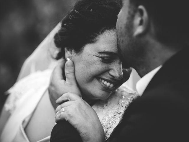 Le nozze di Corinne e Manuel