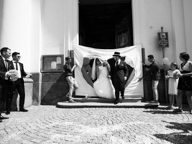 Il matrimonio di Marco e Federica a Pinerolo, Torino 5