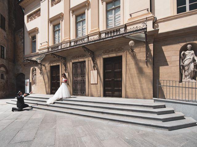 Il matrimonio di Marco e Federica a Pinerolo, Torino 10