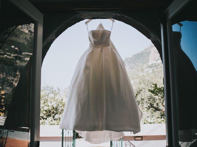 Il matrimonio di Marco e Valeria a Amalfi, Salerno 3