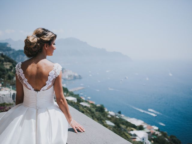 Il matrimonio di Marco e Valeria a Amalfi, Salerno 19