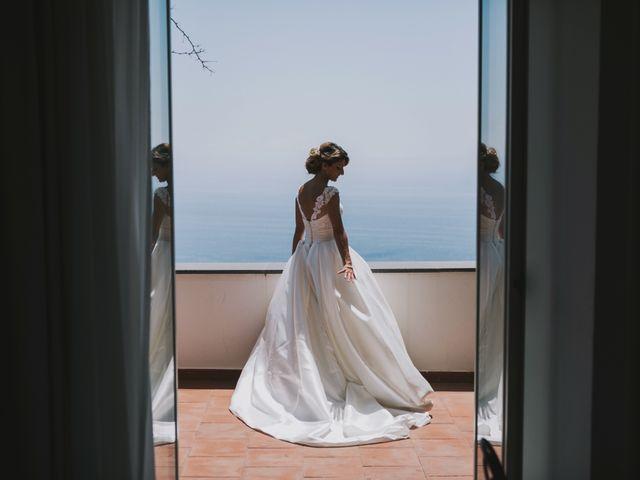 Il matrimonio di Marco e Valeria a Amalfi, Salerno 20