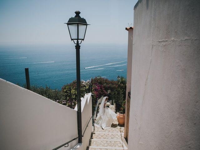 Il matrimonio di Marco e Valeria a Amalfi, Salerno 28
