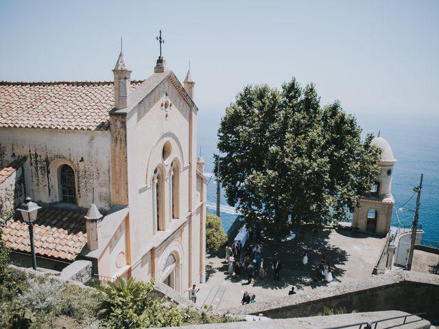 Il matrimonio di Marco e Valeria a Amalfi, Salerno 29