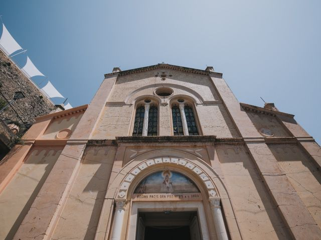 Il matrimonio di Marco e Valeria a Amalfi, Salerno 30