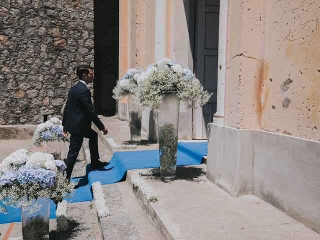 Il matrimonio di Marco e Valeria a Amalfi, Salerno 31