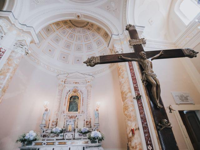 Il matrimonio di Marco e Valeria a Amalfi, Salerno 32