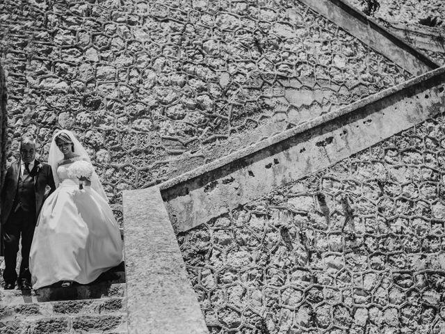 Il matrimonio di Marco e Valeria a Amalfi, Salerno 34