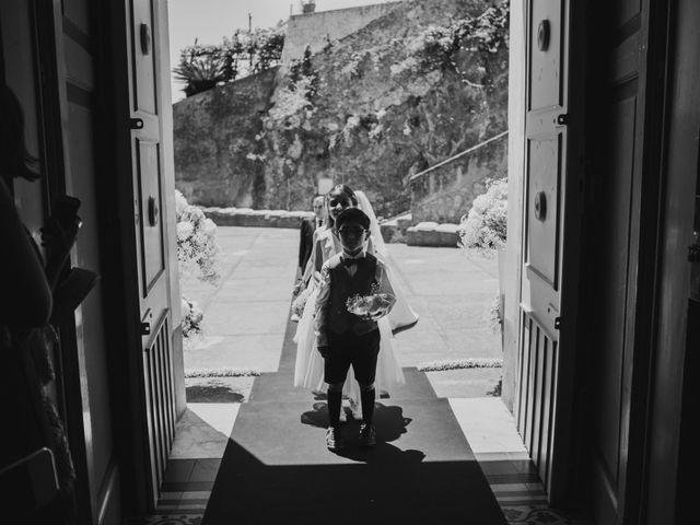 Il matrimonio di Marco e Valeria a Amalfi, Salerno 35