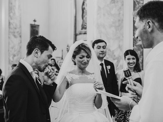 Il matrimonio di Marco e Valeria a Amalfi, Salerno 39