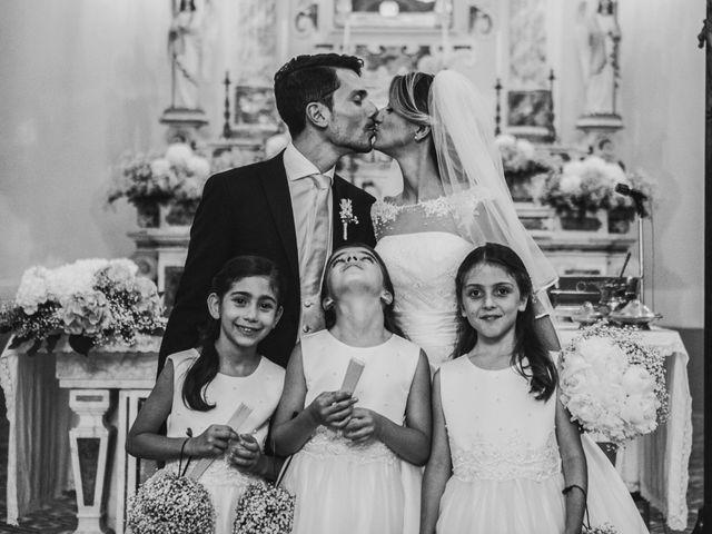 Il matrimonio di Marco e Valeria a Amalfi, Salerno 43