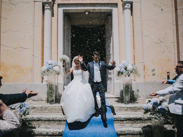 Il matrimonio di Marco e Valeria a Amalfi, Salerno 45