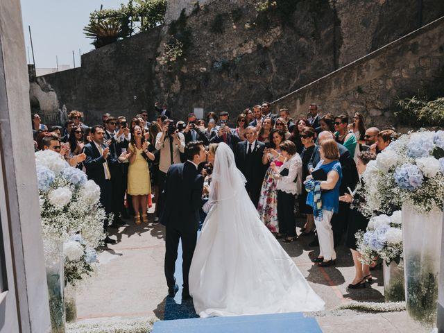 Il matrimonio di Marco e Valeria a Amalfi, Salerno 46