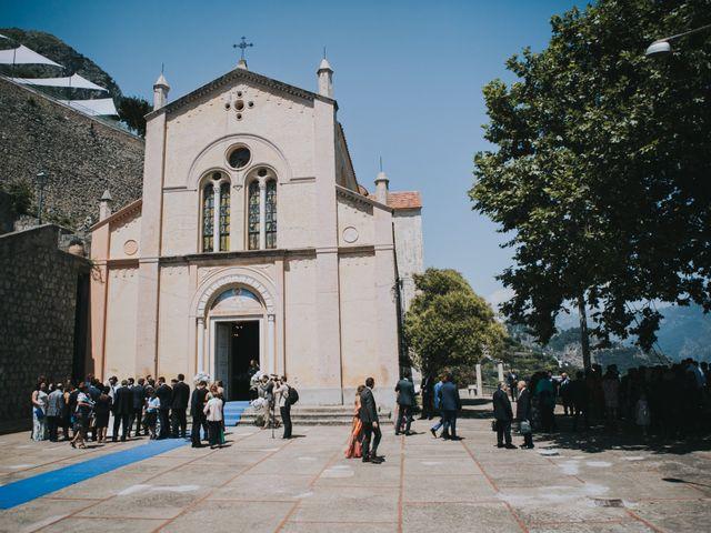 Il matrimonio di Marco e Valeria a Amalfi, Salerno 47