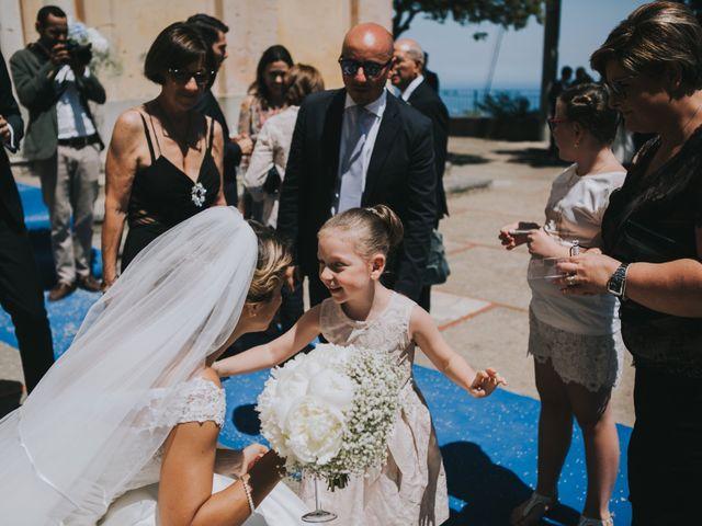 Il matrimonio di Marco e Valeria a Amalfi, Salerno 48