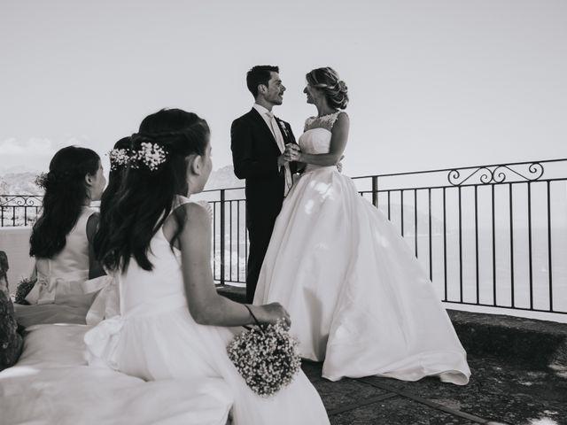 Il matrimonio di Marco e Valeria a Amalfi, Salerno 51