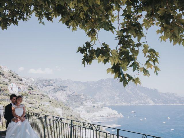 Il matrimonio di Marco e Valeria a Amalfi, Salerno 52