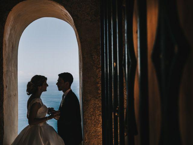 Il matrimonio di Marco e Valeria a Amalfi, Salerno 55