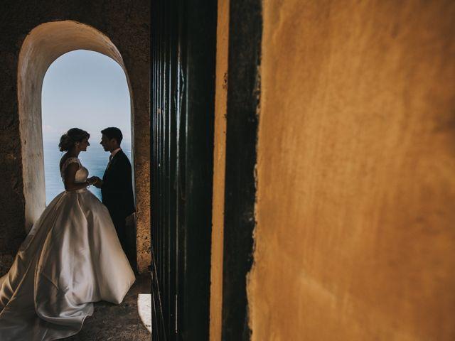 Il matrimonio di Marco e Valeria a Amalfi, Salerno 56