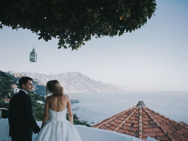 Il matrimonio di Marco e Valeria a Amalfi, Salerno 76