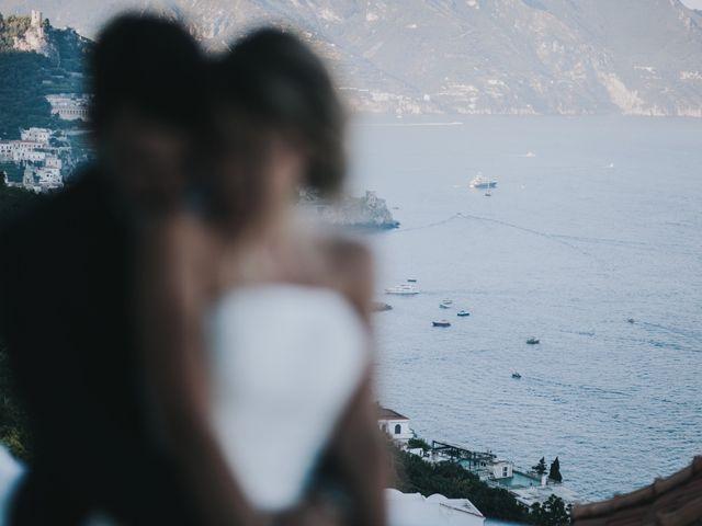 Il matrimonio di Marco e Valeria a Amalfi, Salerno 77
