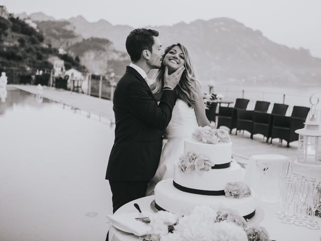 Il matrimonio di Marco e Valeria a Amalfi, Salerno 84