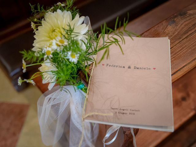 Il matrimonio di Daniele e Federica a Giavera del Montello, Treviso 10