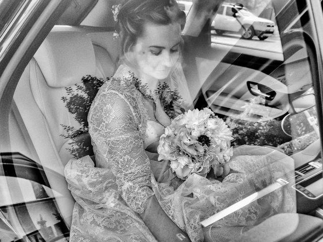 Il matrimonio di Daniele e Federica a Giavera del Montello, Treviso 11