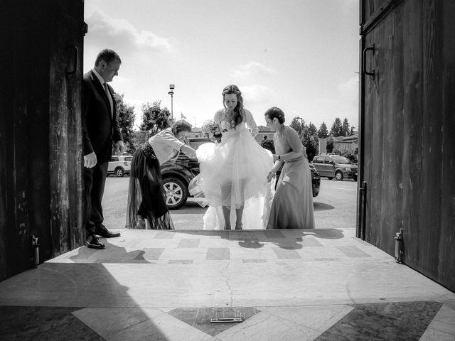 Il matrimonio di Daniele e Federica a Giavera del Montello, Treviso 12