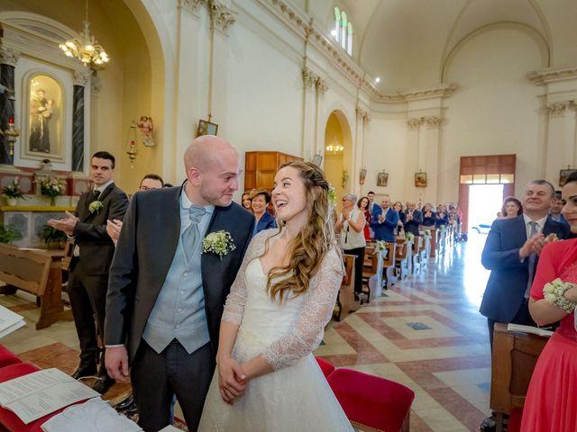 Il matrimonio di Daniele e Federica a Giavera del Montello, Treviso 13