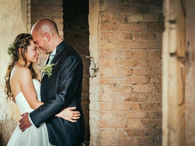 Il matrimonio di Daniele e Federica a Giavera del Montello, Treviso 15