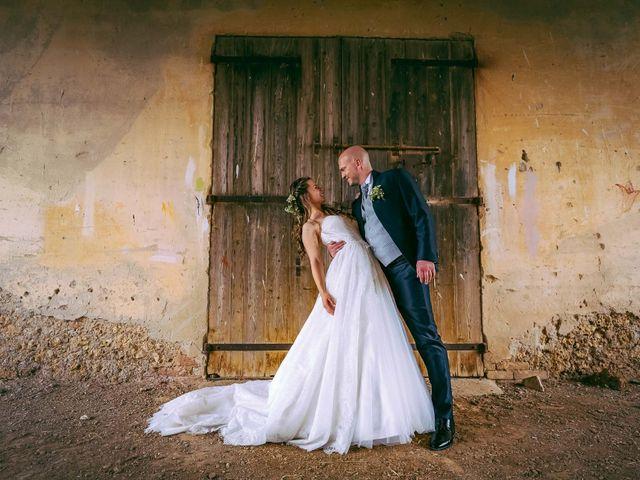 Il matrimonio di Daniele e Federica a Giavera del Montello, Treviso 1