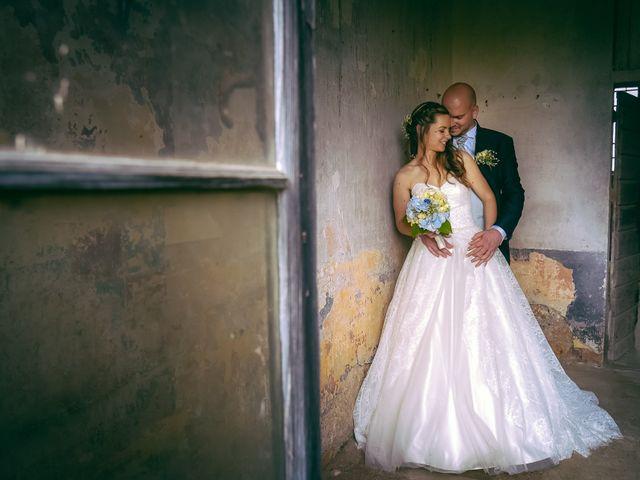 Il matrimonio di Daniele e Federica a Giavera del Montello, Treviso 18