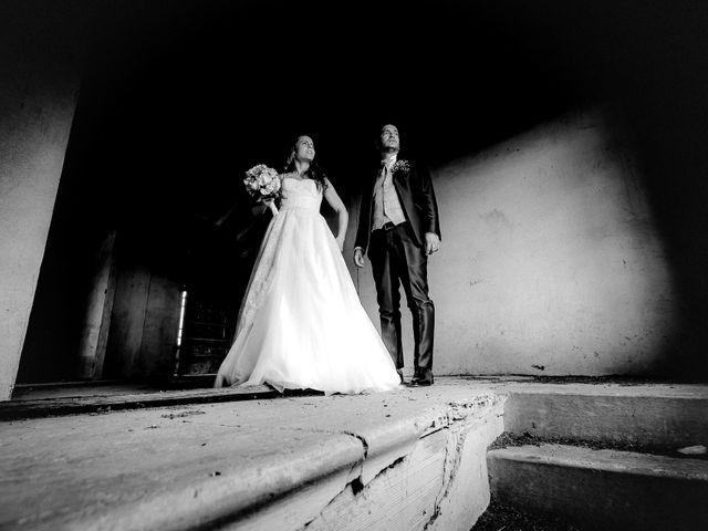 Il matrimonio di Daniele e Federica a Giavera del Montello, Treviso 19