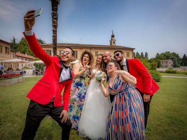 Il matrimonio di Daniele e Federica a Giavera del Montello, Treviso 23