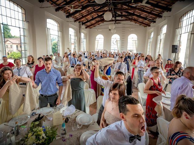 Il matrimonio di Daniele e Federica a Giavera del Montello, Treviso 28