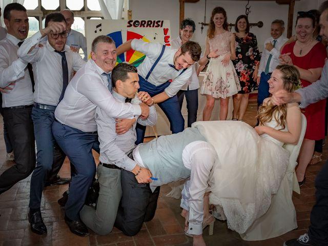 Il matrimonio di Daniele e Federica a Giavera del Montello, Treviso 32