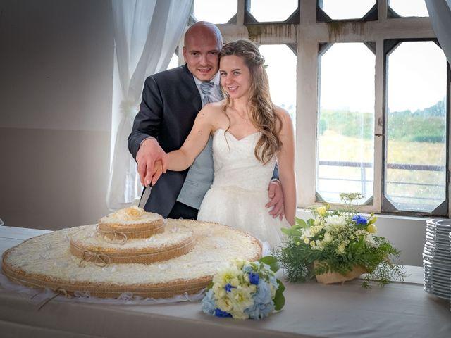 Il matrimonio di Daniele e Federica a Giavera del Montello, Treviso 34