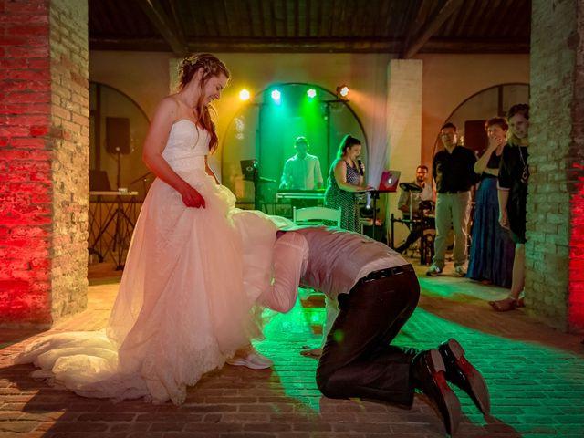 Il matrimonio di Daniele e Federica a Giavera del Montello, Treviso 36