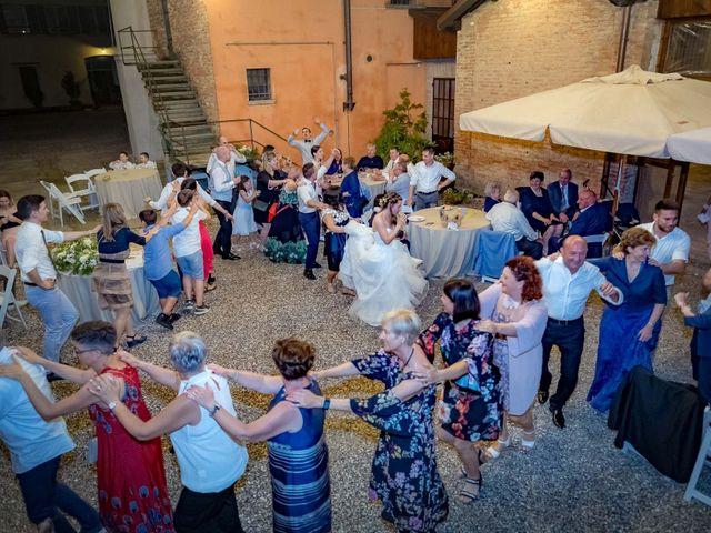 Il matrimonio di Daniele e Federica a Giavera del Montello, Treviso 37