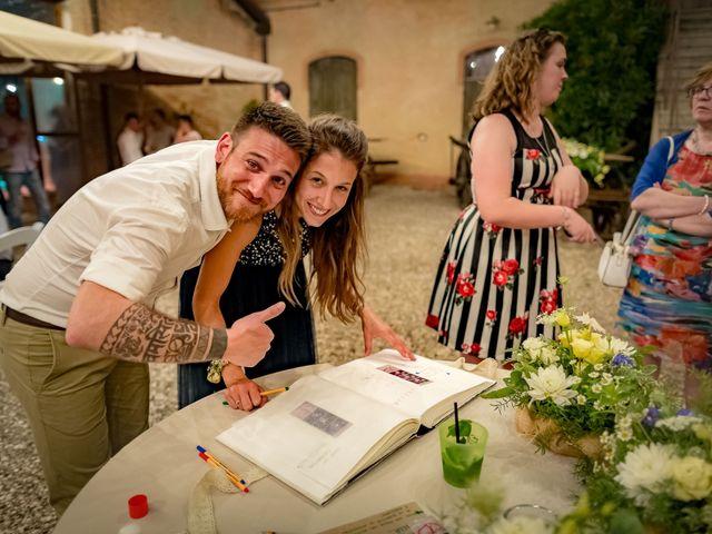 Il matrimonio di Daniele e Federica a Giavera del Montello, Treviso 45