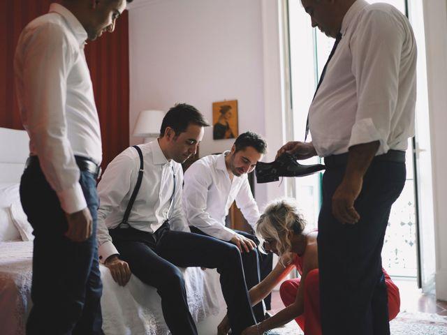 Il matrimonio di Matteo e Giuny a Sorrento, Napoli 11