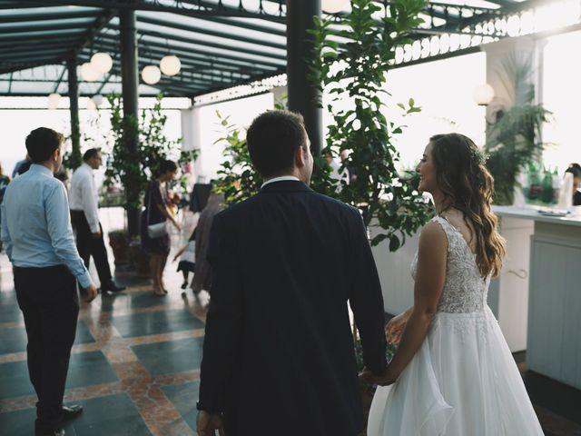 Il matrimonio di Matteo e Giuny a Sorrento, Napoli 34