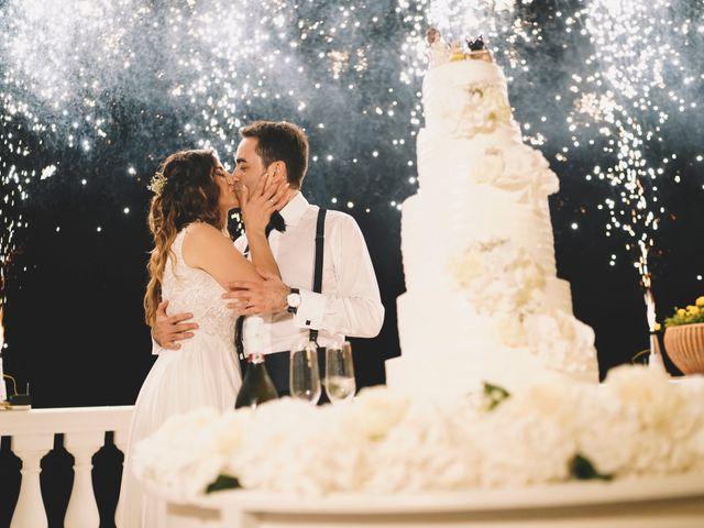 Il matrimonio di Matteo e Giuny a Sorrento, Napoli 43