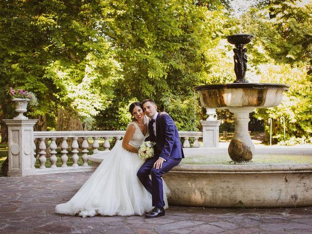 Il matrimonio di Marco e Genny a Gorgo al Monticano, Treviso 7