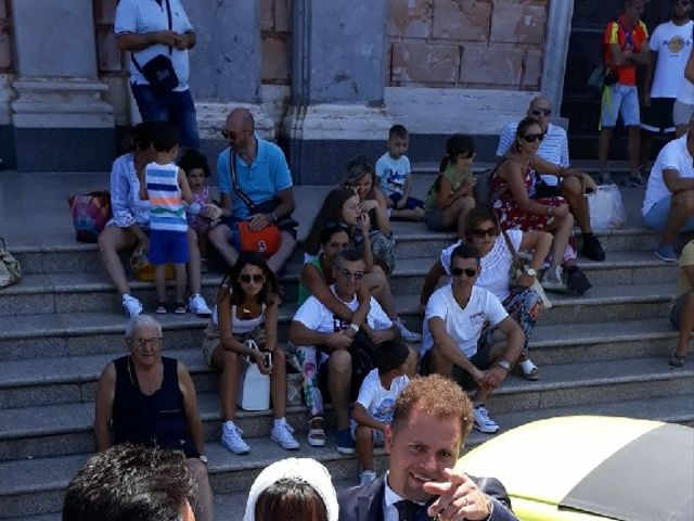 Il matrimonio di Filippo  e Patrizia  a Gioiosa Marea, Messina 7
