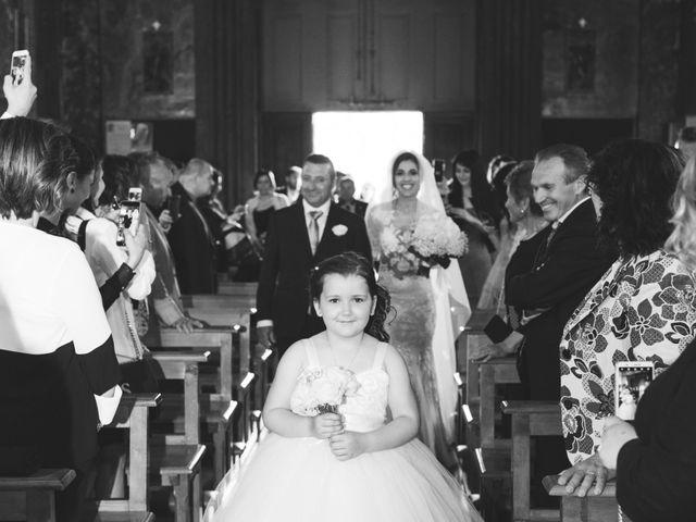Il matrimonio di Radu e Gessica a Ceprano, Frosinone 17