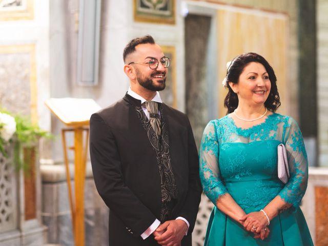 Il matrimonio di Radu e Gessica a Ceprano, Frosinone 18