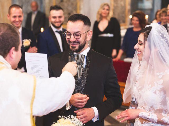 Il matrimonio di Radu e Gessica a Ceprano, Frosinone 20