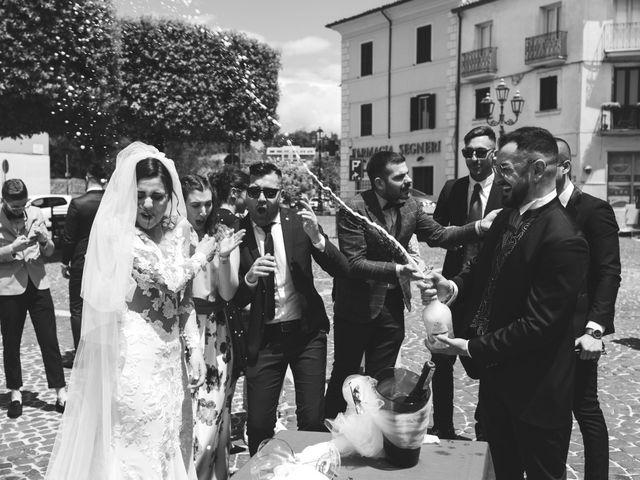 Il matrimonio di Radu e Gessica a Ceprano, Frosinone 24